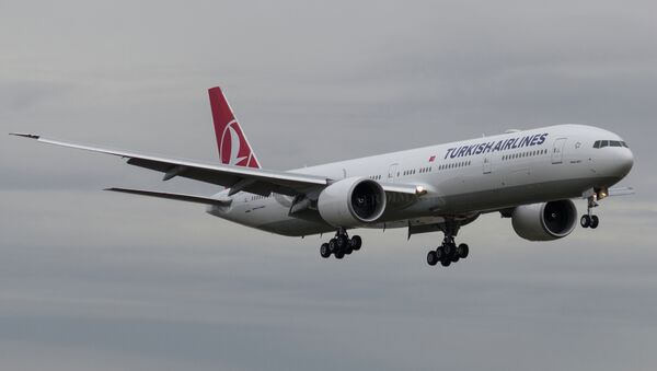 Turkish Airlines Boeing 777-300 - Sputnik Italia