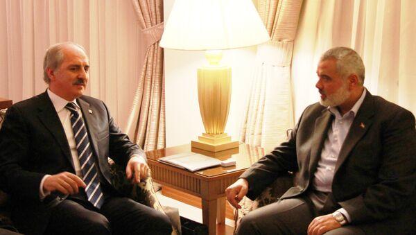 Numan Kurtulmus, vice premier della Turchia - Sputnik Italia