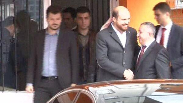 Bilal Erdogan - Sputnik Italia