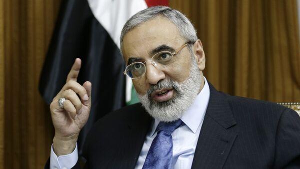 Ministro dell'Informazione della Siria Omran al-Zoubi - Sputnik Italia