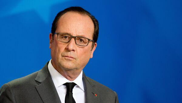 François Hollande - Sputnik Italia