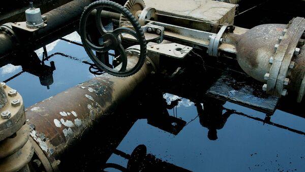 Impianto petrolifero ISIS - Sputnik Italia