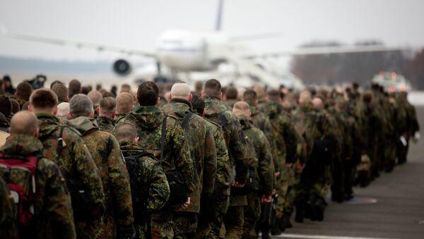 Soldati della Bundeswehr - Sputnik Italia