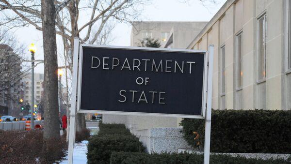 Dipartimento Stato degli USA - Sputnik Italia