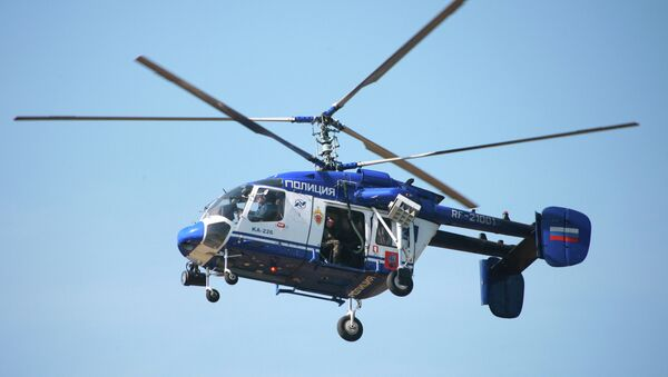L'elicottero Ka-226 - Sputnik Italia