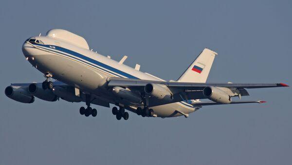 L'aereo russo Il-80 di 2° generazione. - Sputnik Italia