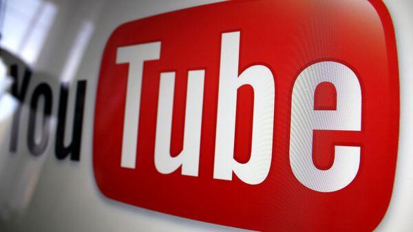 Youtube logo - Sputnik Italia