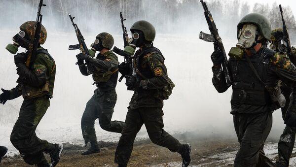 Soldati delle forze speciali russe - Sputnik Italia