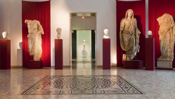 Il Museo archeologico nazionale di Aquileia - Sputnik Italia