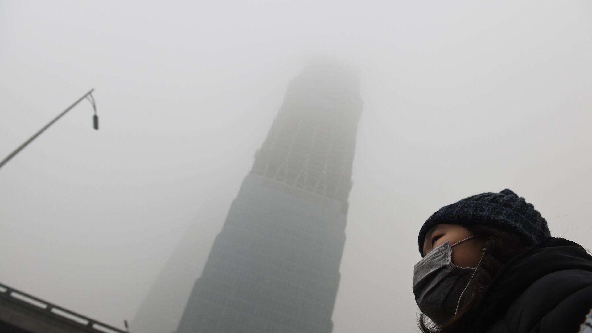 """""""Blocchi e misure, lo smog diventa un caso politico"""" è il titolo del Corriere della Sera - Sputnik Italia, 1920, 22.09.2021"""