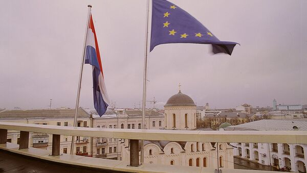 Dutch Embassy Kiev, Ukraine - Sputnik Italia