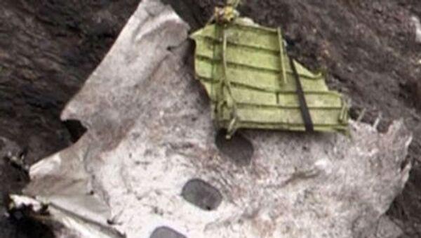 Обломки самолета авиакомпании Germanwings во французских Альпах - Sputnik Italia