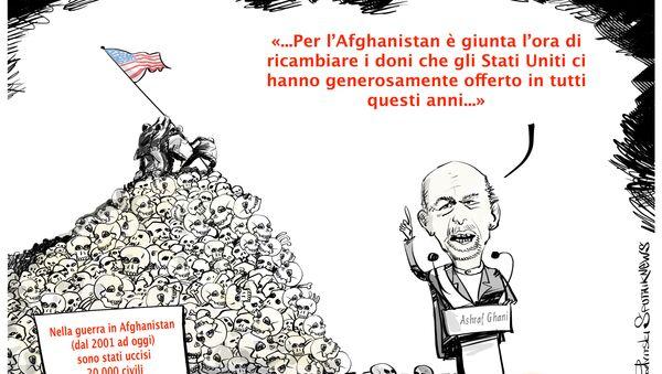 USA e Afghanistan - Sputnik Italia