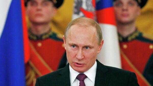Russia's President Vladimir Putin - Sputnik Italia