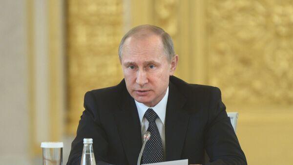Vladímir Putin, presidente della Russia - Sputnik Italia