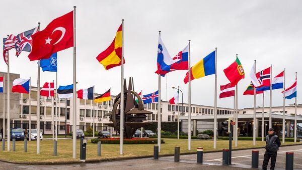 Il quartiere generale della NATO a Bruxelles - Sputnik Italia