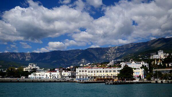 Russian cities. Yalta - Sputnik Italia