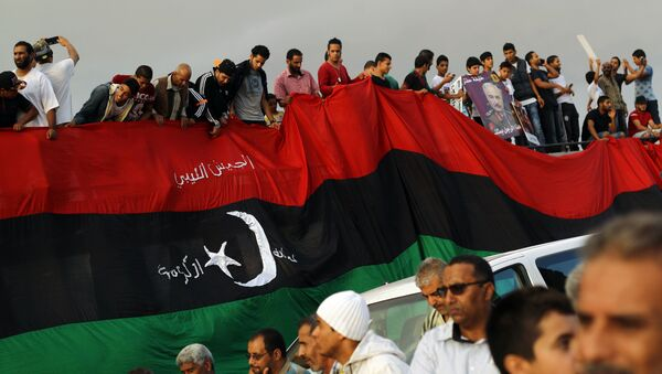 There are effectively two governments in the country, a self-styled and more influential National Salvation Government in the capital city of Tripoli, and a group in the eastern town of Tobruk that won a parliamentary majority at the June 2014 elections and has been recognized by the international community. - Sputnik Italia