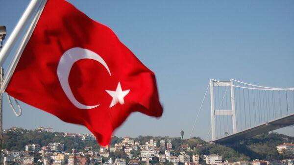 La bandiera turca - Sputnik Italia