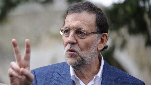 Mariano Rajoy, il primo ministro della Spagna - Sputnik Italia