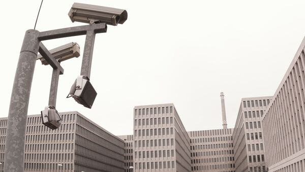 Quartier generale della BND a Berlino - Sputnik Italia
