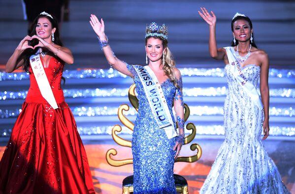 Miss Mondo 2015 - Sputnik Italia
