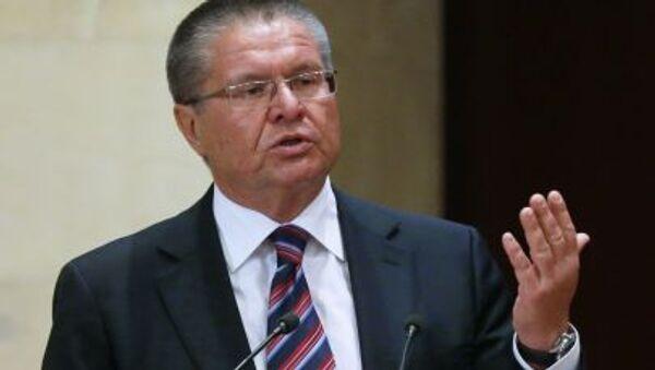 Il ministro dello Sviluppo Economico, Alexei Ulyukayev. - Sputnik Italia