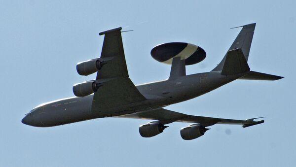 Boeing E-3D Sentry AWACS - Sputnik Italia