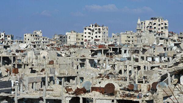 Syrian city of Homs - Sputnik Italia