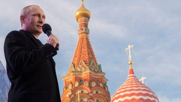 Vladimir Putin, Cremlino - Sputnik Italia