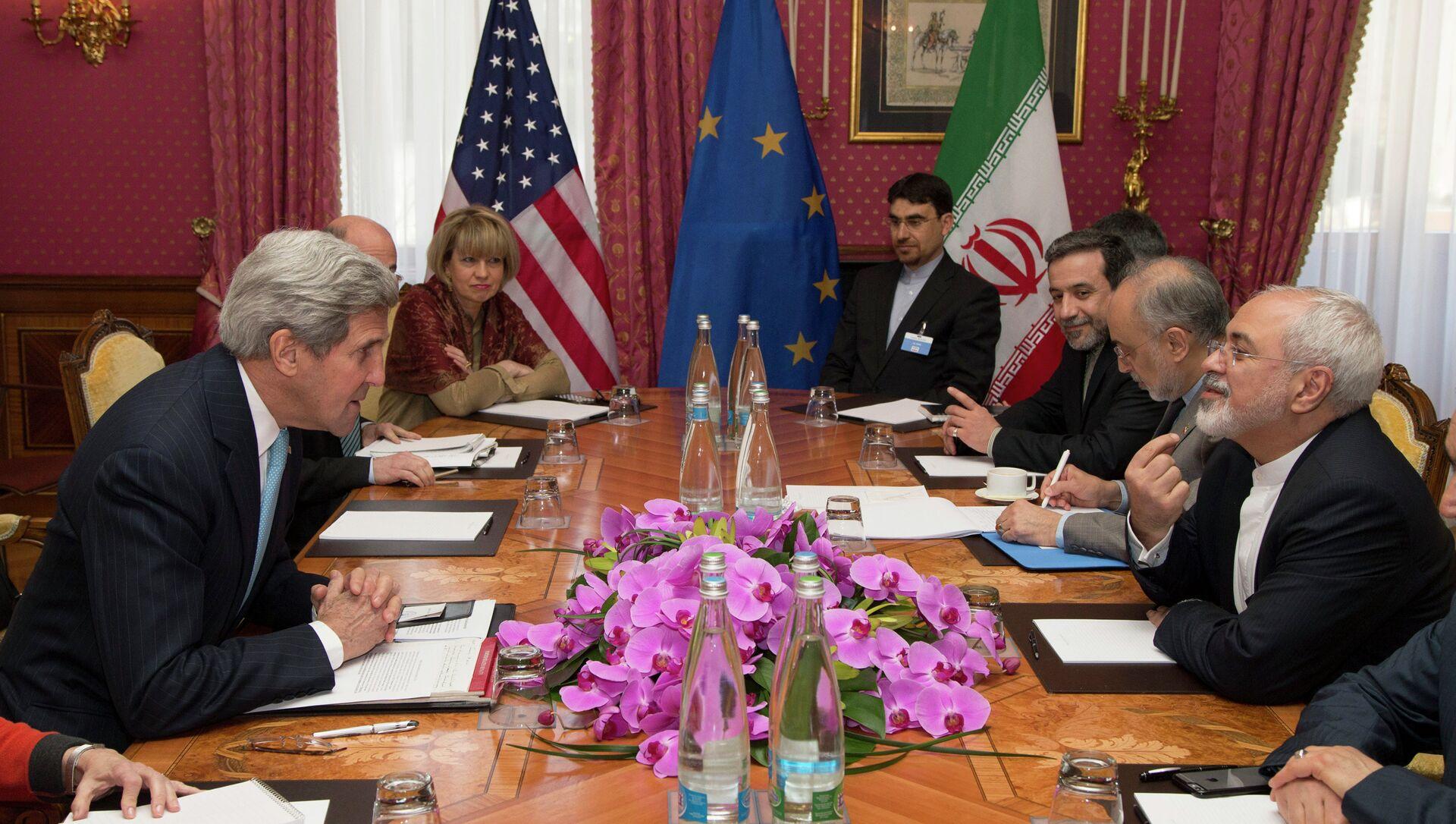 Negoziati su nucleare iraniano - Sputnik Italia, 1920, 05.04.2021