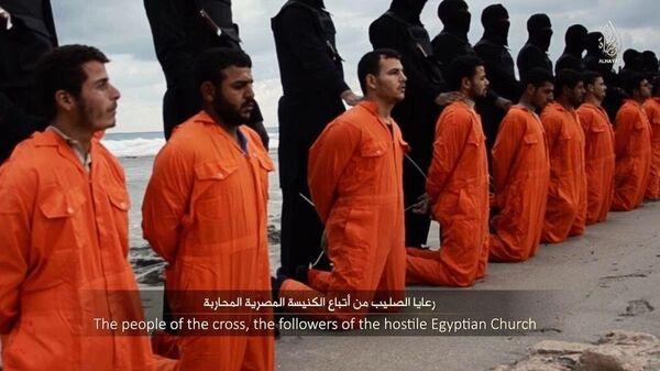 Un`altra esecuzione feroce effettuata da ISIS - Sputnik Italia
