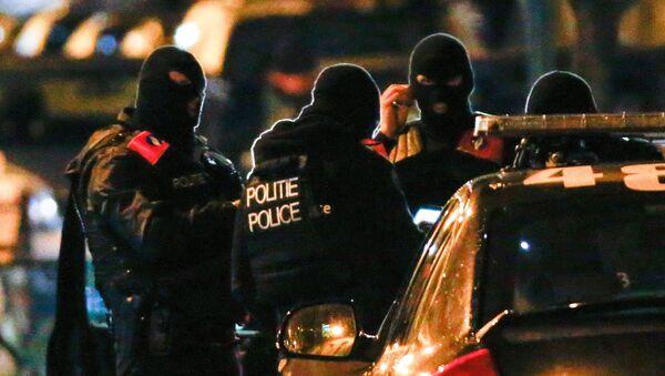 La polizia belga - Sputnik Italia