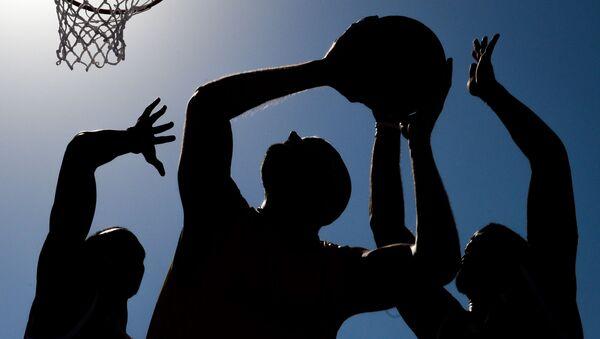 Partita di basket - Sputnik Italia