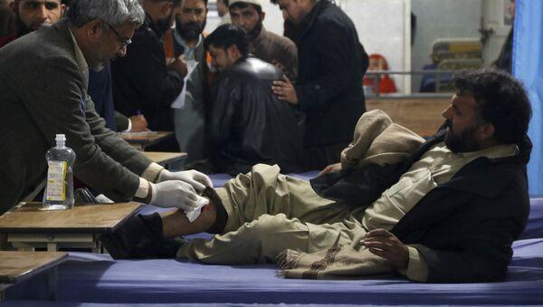 Dopo un attacco suicida in Pakistan - Sputnik Italia