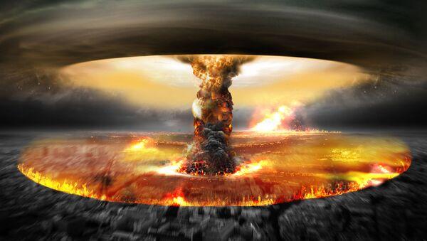 Ядерный взрыв - Sputnik Italia