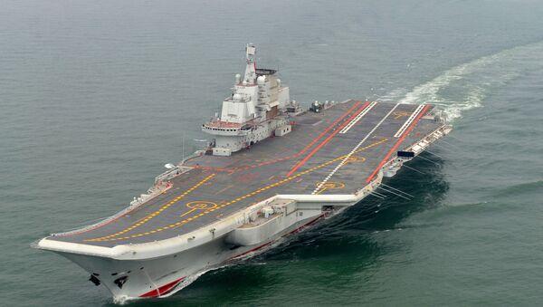 Prima portaerei della Marina Militare della Cina Liaoning - Sputnik Italia