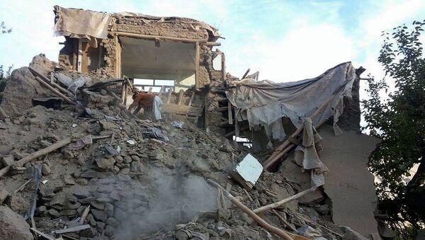 Dopo un terremoto - Sputnik Italia