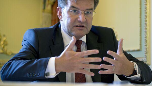 Министр иностранных дел Словакии Мирослав Лайчак - Sputnik Italia