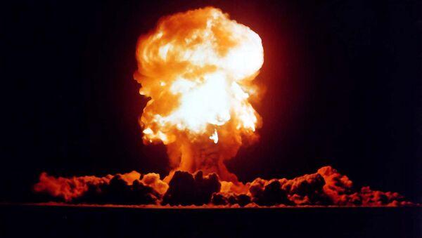 US nuclear weapons test in Nevada in 1957 - Sputnik Italia