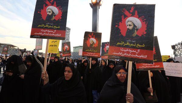 Manifestazione donne sciite a Teheran - Sputnik Italia