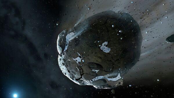 Asteroide - Sputnik Italia