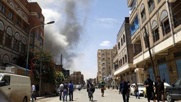 Dopo gli attacchi aerei a Sanaa - Sputnik Italia