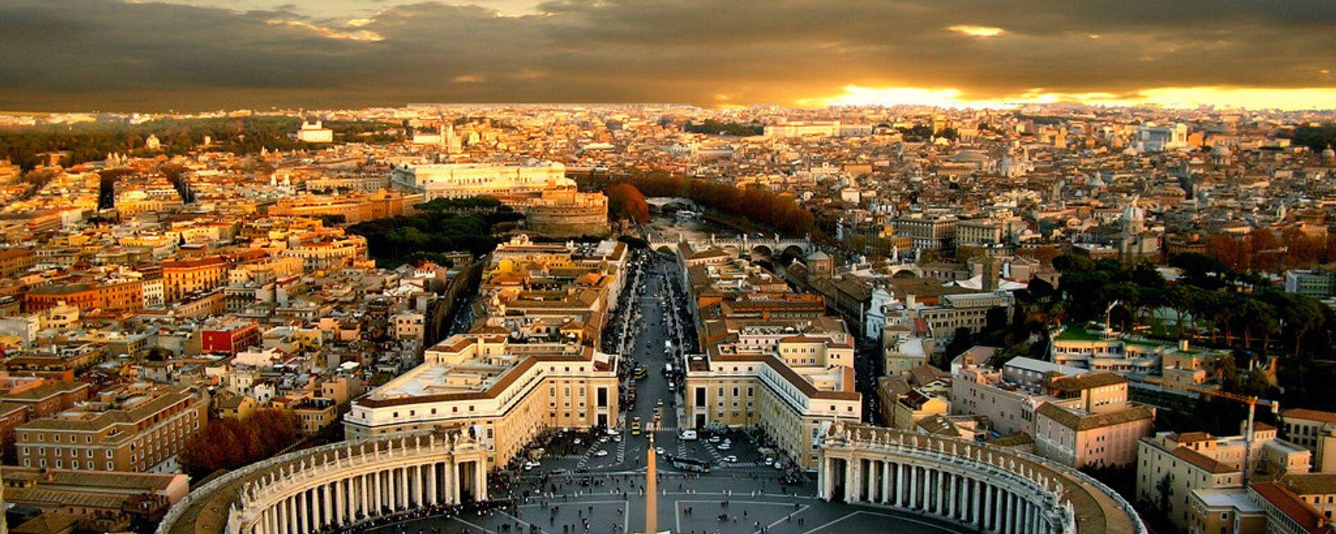 Vaticano - Sputnik Italia, 1920, 21.12.2020