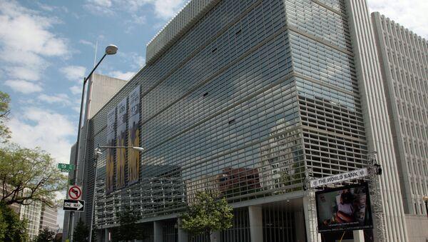 La sede della Banca Mondiale a Washington - Sputnik Italia