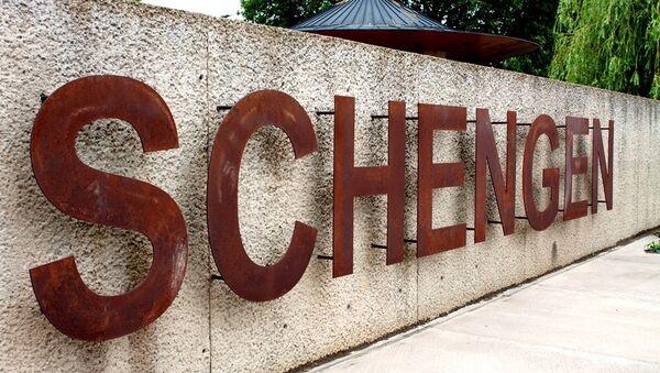 Segno Schengen - Sputnik Italia