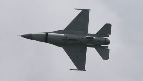 Caccia F-16 - Sputnik Italia