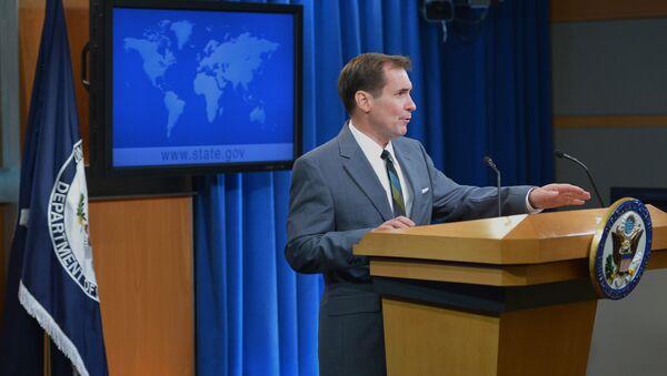 State Department Spokesman John Kirby - Sputnik Italia