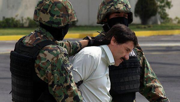 Joaquín El Chapo Guzmán - Sputnik Italia