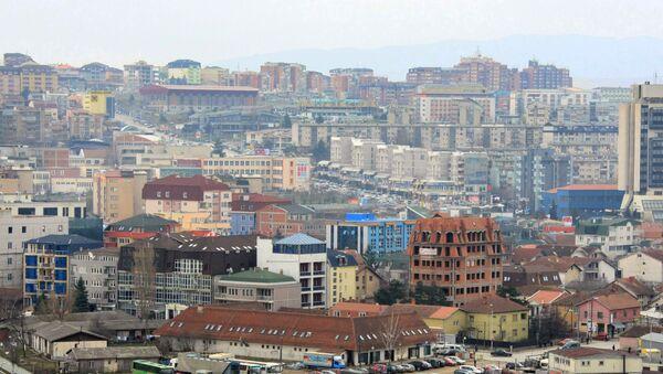 La capitale kosovara Pristina - Sputnik Italia